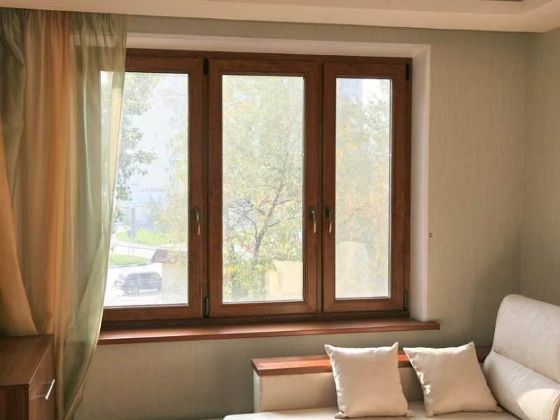 Деревянные окна со скидкой