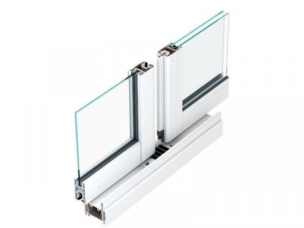 Балкон - раздвижные системы Slidors