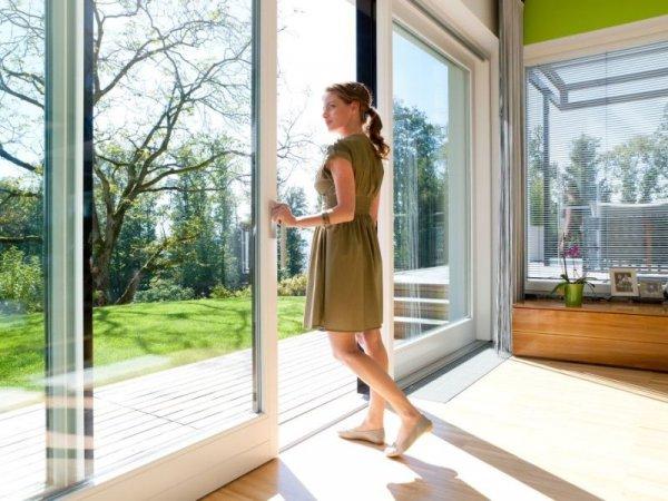 Раздвижные окна Slidors для балкона