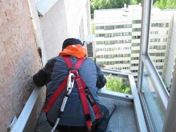 Остекление балкона от «Окна Алма»
