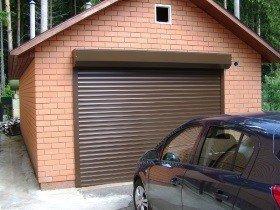 Роллетные ворота - цены для гаражей