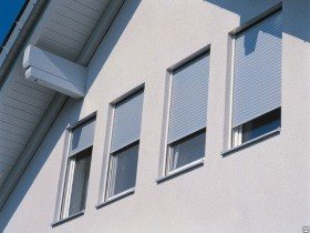 Роллеты на окна в частные дома