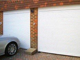 Ворота для гаража цены эконом класс