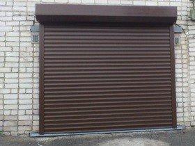 Ворота гаражные с повышенной взломостойкостью