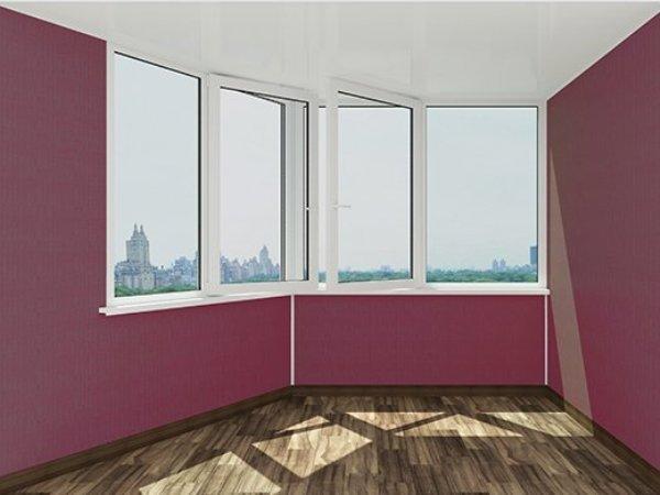 Балкон серии - П лодочка