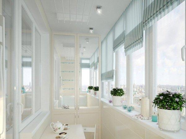 Пластиковый балкон преимущества