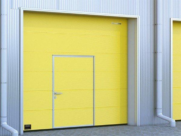 Промышленные ворота Дорхан по доступной цене