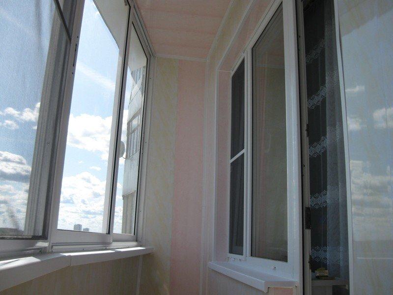 Раздвижные окна на лоджию от Slidors