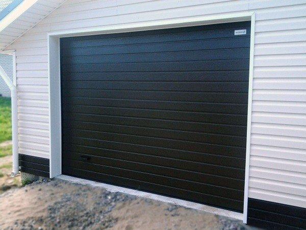 Роллеты для гаража стандартные