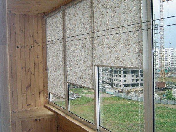 Рольшторы на алюминиевые окна купить