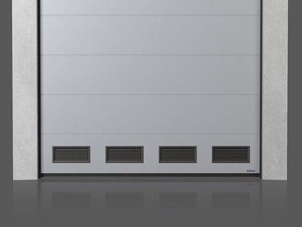 Вентиляционные решетки для секционных ворот
