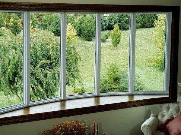Алюминиевые окна купить для коттеджа