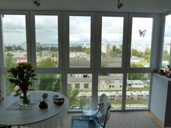 Французские окна - особенности