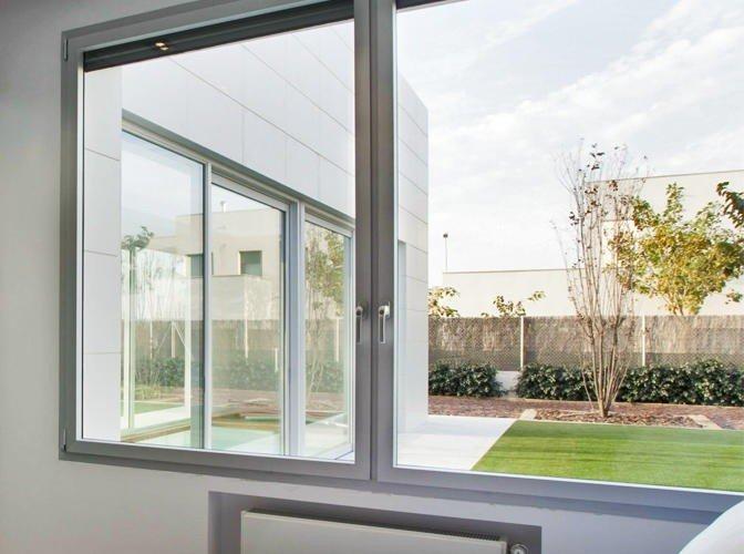 Купить алюминиевые окна от производителя