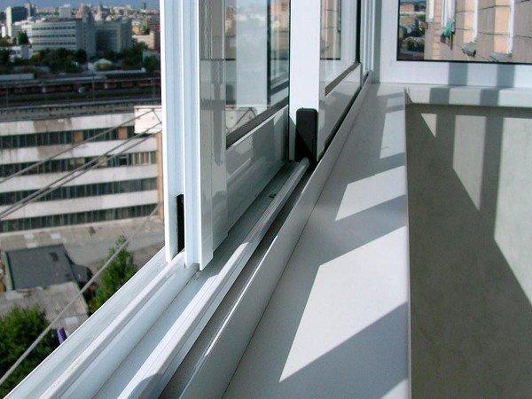 Балкон Серия П Slidors
