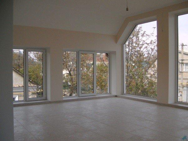 Окна в пол в загородный дом