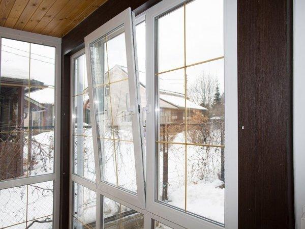 Пластиковые окна КBЕ