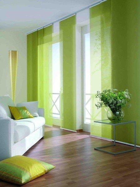 Японские шторы для комнат