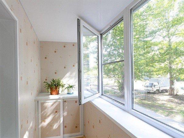 Пластиковые окна для балконов и лоджий