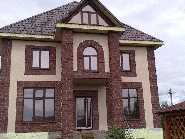 Окна ПВХ в частный дом и коттедж