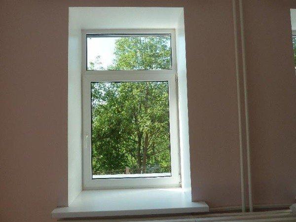 Дешевые ПВХ окна без установки
