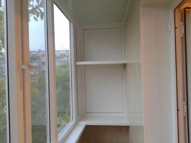 Недорогие балконы по ГОСТ
