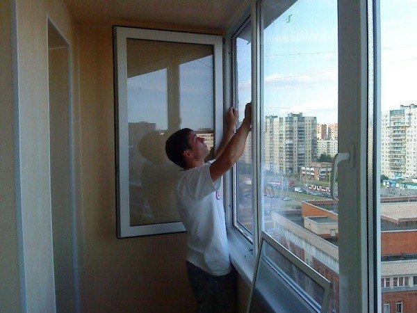 Москитные сетки на окна в Видное