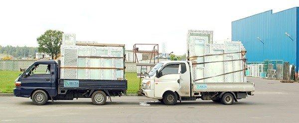 Пластиковые окна без установки доставка в регионы