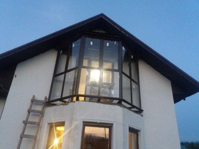 Окна ПВХ в дом от производителя