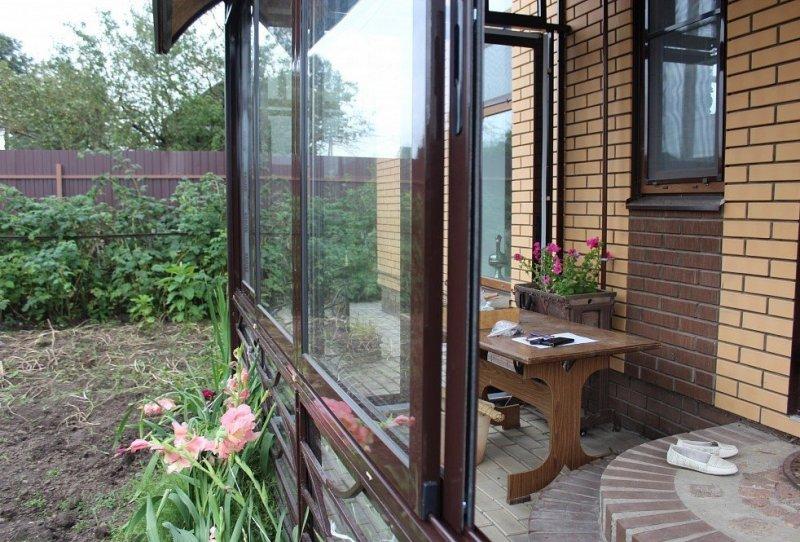 Недорогие окна для веранд
