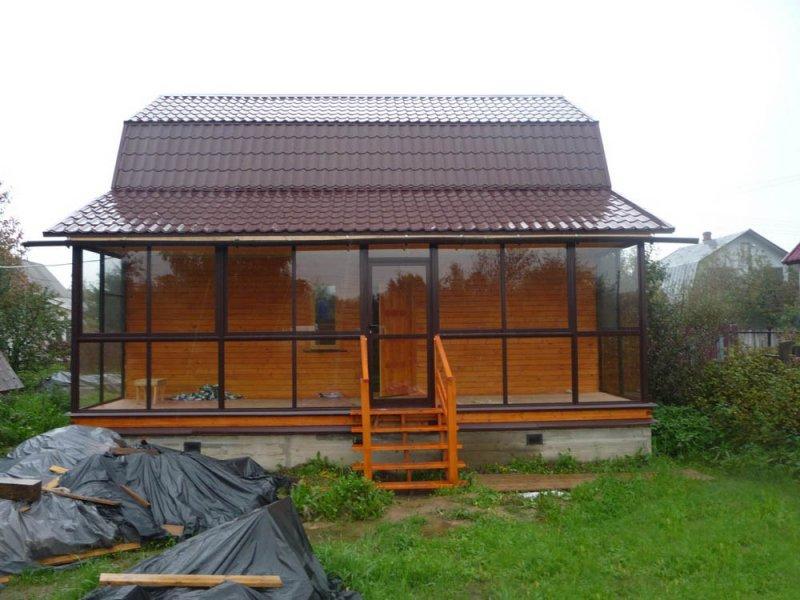 Дешёвые мягкие окна для веранды