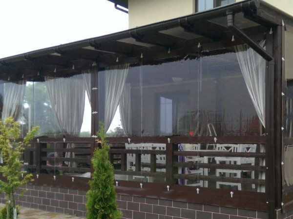 окна для летних кафе
