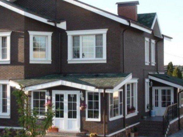 пластиковые окна для элитного жилья