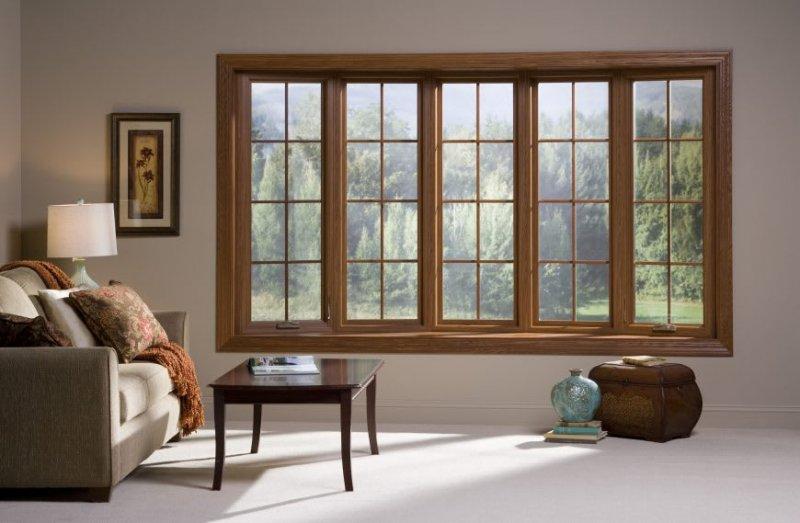 Деревянные и ПВХ окна