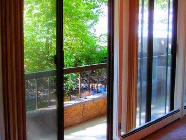 балконная дверь закаленное стекло