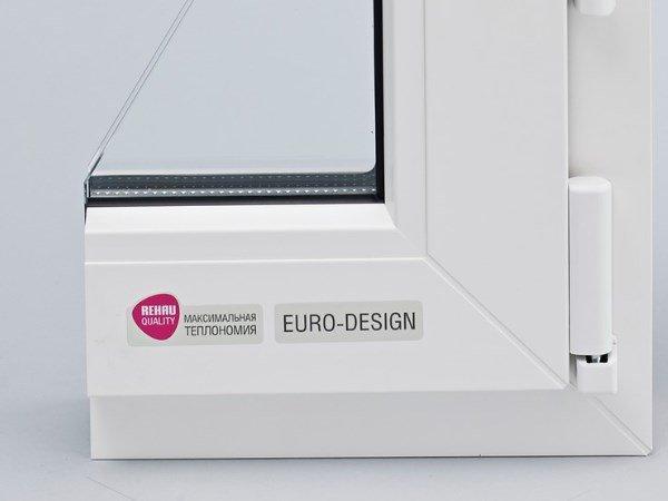 окна рехау евро дизайн