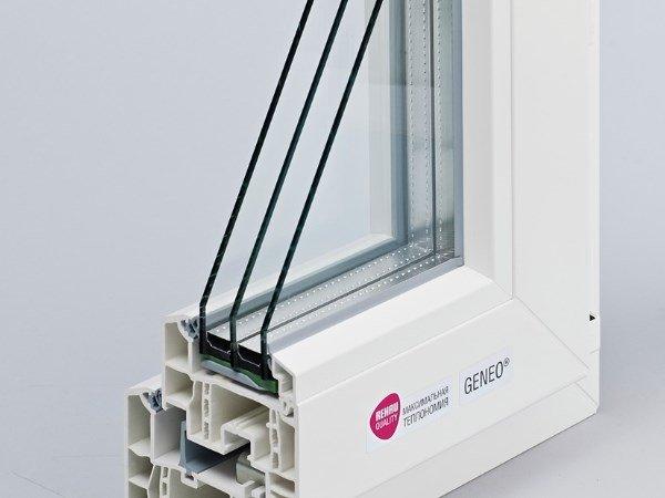 окна рехау генео