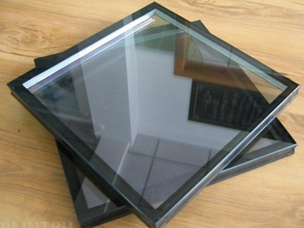 противошумный стеклопакет