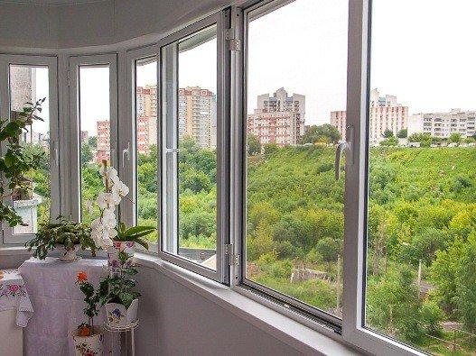 Остекление балконов и лоджий цена в балашихе металлическое остекление балконов фото