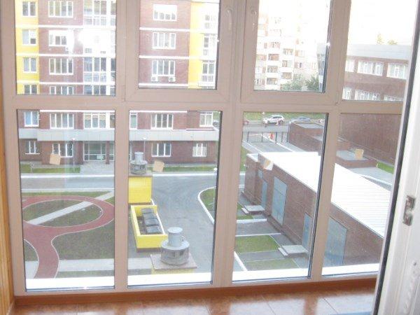 Пластиковые окна ПВХ на лоджию в Москве