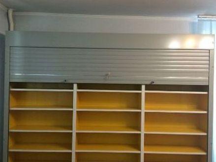 Внутренние рольставни для шкафов и полок