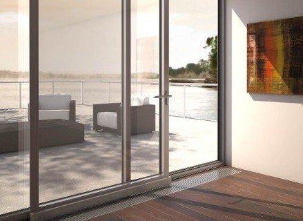 Алюминиевые балконные блоки эксклюзив