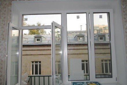 Балконный блок для сталинского дома