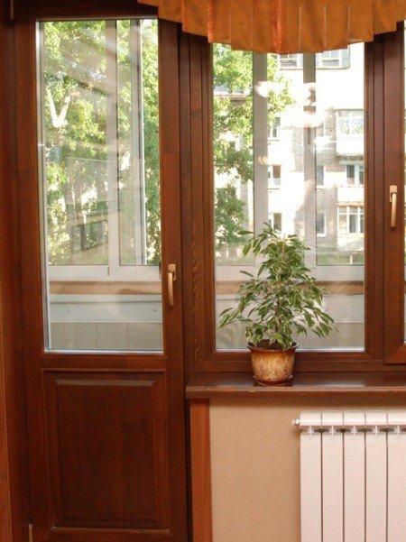 Деревянные окна купить по цене от производителя