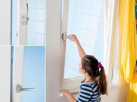 Детская фурнитура на окна Roto Tilt-First