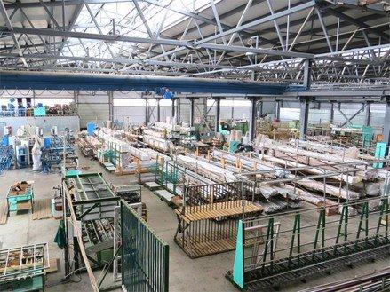 Наш завод пластиковых окон