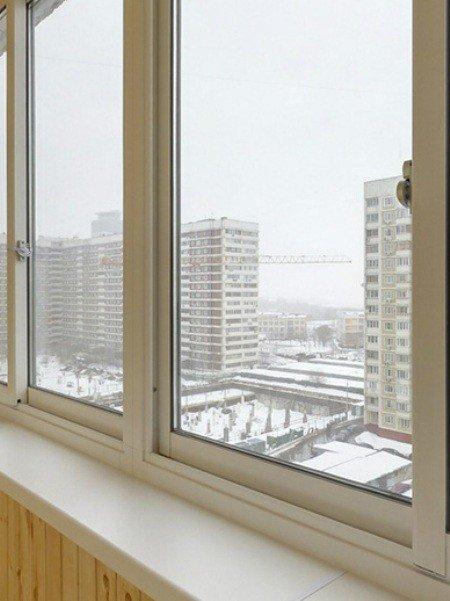 Полутеплые раздвижные окна цена