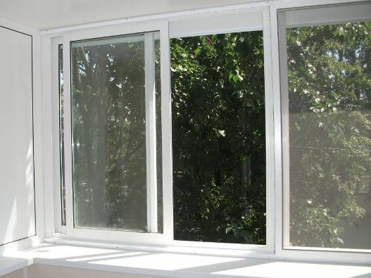 Раздвижные окна цена