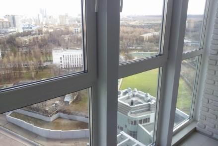 Теплый алюминиевый профиль для остекления балконов