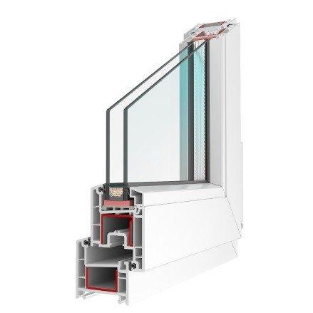 Brusbox Aero 60 окнонный профиль